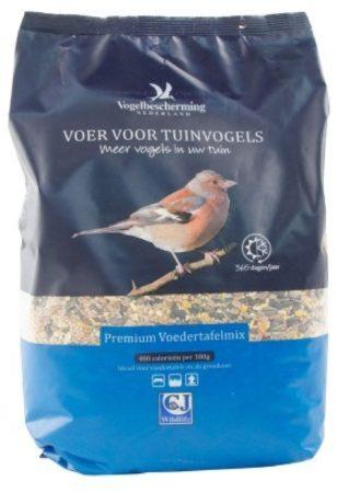 Afbeelding van Blauwe Vogelvoer Voedertafelmix premium 4 liter CJ Wildbird