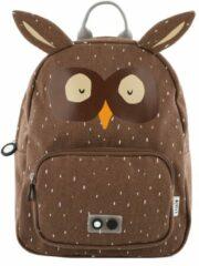 Bruine Trixie Kids Backpack Mr. Owl