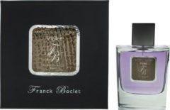 Franck Boclet Violet Eau De Parfum Spray (unisex) 100 ml For Women