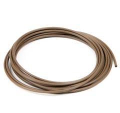 Bruine Korda Matter Tungsten Tubing Gravel Brown 2m - Slang - Gravel Brown