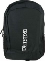 Kappa Tepos Backpack 705143-19-4006, Unisex, Zwart, Rugzak maat: One size