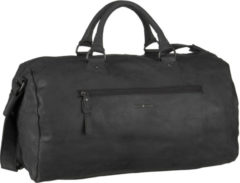 Vintage Revival Reisetasche 50 cm Leder Greenburry black
