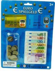Merkloos / Sans marque Speelgeld Euro Biljetten en Munten