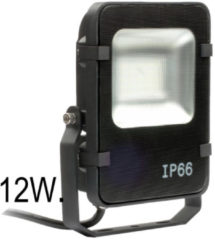 Franssen Led tuinspot Floodlight op spie Franssen-Verlichting 10-45530+10-45522