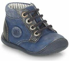 Blauwe Hoge Sneakers Catimini RAYMOND