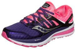 Rosa Triumph ISO 2 Laufschuh Damen Saucony purple / pink / silver