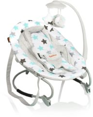 Grijze Baninni Bouncer Perla Gray Star
