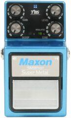 Maxon SM-9 Pro+ Super Metal distortion voor gitaar