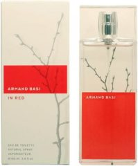 Armand Basi in Red by Armand Basi 100 ml - Eau De Toilette Spray