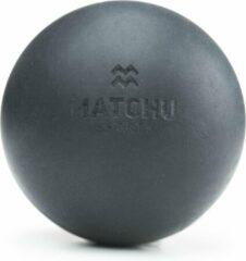 Matchu Sports - Lacrosse ball - Massage bal - Zwart