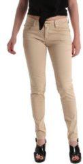 Beige Skinny Jeans Gaudi 911BD25010