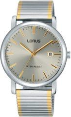 Lorus Herenhorloge Rekband Goud- en zilverkleurig RG863CX9