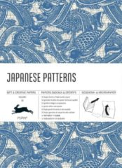 Ons Magazijn Gift wrapping paper book - Japanese Patterns Volume 40