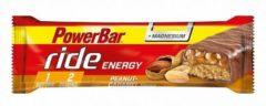 POWERBAR Ride Energy Peanut-Caramel 18 stuks/doos reep, Energierepen,