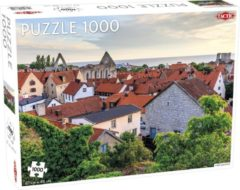 Tactic Puzzel Around the World Northern Stars: Visby Gotland - 1000 stukjes