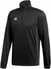 Adidas Performance Adidas Core 18 Training Top Sportshirt performance - Maat L - Mannen - zwart