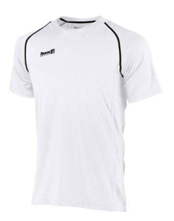 Afbeelding van Witte Reece Core Shirt Unisex