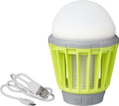 Groene ProPlus Camping- en insectenlamp oplaadbaar