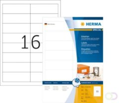 HERMA 4815 Wit Zelfklevend printerlabel printeretiket