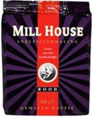 Millhouse | Rood | Zak 4 x 1,5 kg