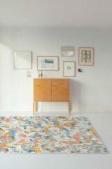 OSTA – Bloom – Tapijt – vloerkleed – polyester – multi blauw – 60x120