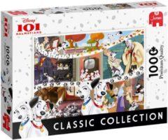 Jumbo Puzzel Disney Classic Collection 101 Dalmatians - Legpuzzel - 1000 stukjes