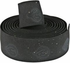 Zwarte Cinelli stuurtape met kurk en gel - Stuurlint