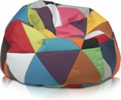 Bomba Chill zitzak multi colour patchwork