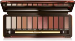 Bruine Eveline Cosmetics Eyeshadow Palette 12 Colors Charming Mocha
