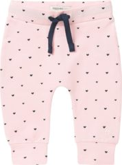 Roze Noppies G Pant jrsy comfort Neenah - Light rose - Maat 74