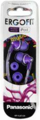 Paarse Panasonic RP-HJE 125 E-V violet - RPHJE125EV - Panasonic