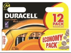 Duracell 5000394203334 household battery Single-use battery AA Alkaline 1,5 V