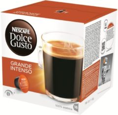 Nescafe Dolce Gusto Dolce Gusto Grande Intenso 3 x 16 cups: Cups & Capsules