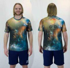 Bones Sportswear Heren T-shirt Universe maat L