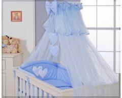 Blauwe My Sweet Baby Sluier Voile Blauw