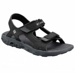 Zwarte Columbia Sandalen Youth Techsun Vent Unisex - Black, Columbia - Maat 36