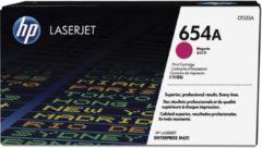 HP 654A - Tonercartridge / Magenta