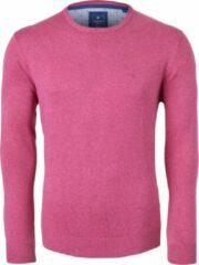 Roze Redmond Normaal (licht getailleerd) - Heren Trui Maat XXL