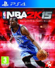 2K Games Take-Two Interactive NBA 2K15, PS4