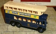 Days Gone 1931 AEC Renown Double Deck Bus 1:43