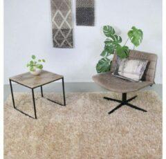 Interieur05 Hoogpolig Vloerkleed Beige/Ivoor - Hawaii - 160 x 230 cm (M) - Acryl - 160 x 230 cm - (M)