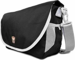 Zwarte Fitmark - Freestyle Messenger Black