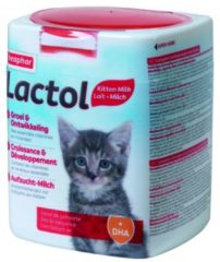 Beaphar Lactol Kitty Milk - Melkvervanging - 500 g