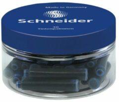 Inktpatronen Schneider Konings - Blauw. Container à 30 st