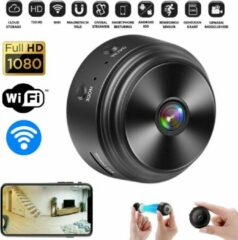 PIXMY® Smart Spy Camera 300mAh - Verborgen Camera - Mini Camera - Spy Cam - WiFi 1080 HD - Incl. SD kaart 128 GB Powerbank Kaartlezer