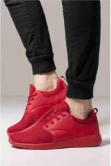 Urban Classics Sneakers -36 Shoes- Light Runner Rood