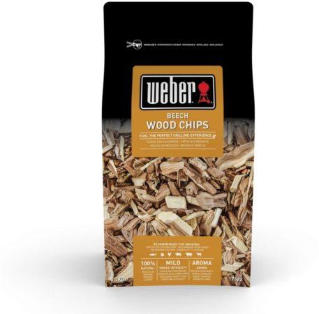 Afbeelding van Barbecue Weber Houtsnippers 0,7 kg, Beech