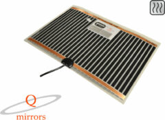 Sanicare Q-mirrors spiegelverwarming 27x79