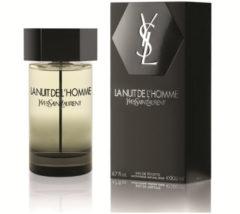 Yves Saint Laurent La Nuit de L'Homme 200 ml - Eau de toilette - Herenparfum