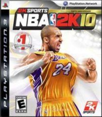 Take Two NBA 2K10